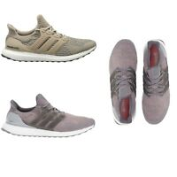 Adidas Men's Ultraboost PrimeKnit Running Training Shoes Lace Up Sneakers NEW