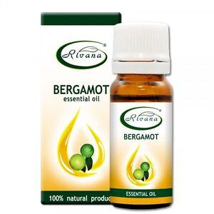 100% Natural Pure Essential Oil Bergamot oil Citrus bergamia - 10ml High Quality