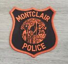 Montclair New Jersey Police Shoulder Patch