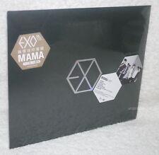 EXO-M Mini Album Vol. 1 MAMA Taiwan CD+Card+20P (Mandarin Language) EXO