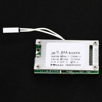 10S 30A 36V Li-ion Cell 18650 Battery Protection BMS PCB Board With Balance US