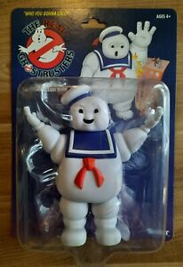 The Real Ghostbusters Stay-Puft Marshmallow Man Kenner Hasbro Classics OVP US