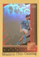 1994 World Cup USA Rai #WC1 Player Of The Year Soccer Card