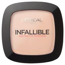 L'Oreal Paris Infallible Foundation Powder 123 Warm Vanilla 9g