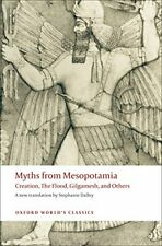 Myths from Mesopotamia by Stephanie Dalley Paperback NEW Book