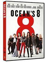 OCEAN'S 8 Eight (DVD) Sandra Bullock, Griffin Dunne, Cate Blanchett