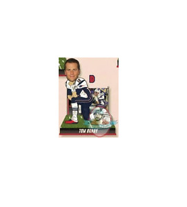 Forever Collectibles Tom Brady Fourth Super Bowl Win Bobblehead