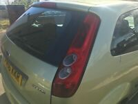 2007 FORD FIESTA 1.4 TDCI face lift REAR RIGHT OSR TAIL BACK LIGHT STOP LAMP