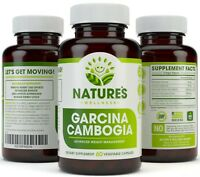 Garcinia Cambogia 95 HCA - Supports Weight Loss & Boosts Metabolism
