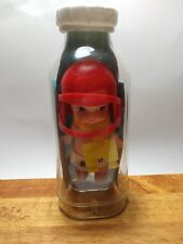Vintage Remco Bottle Baby spaceman 3271 In Original Bottle Circa 1967 Usa rare