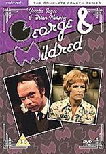 GEORGE & MILDRED SERIES FOUR 4 YOOTHA JOYCE BRIAN MURPHY NETWORK ITV UK DVD NEW