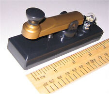ham amateur radio morse code telegraph key QRP cw portable key low power