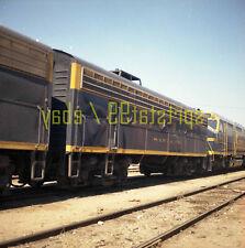 ATSF Santa Fe EMD F3B Unit #31 - Color Railroad Negative c1974