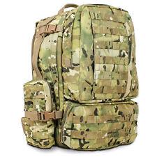 Bulldog Sentinel 55L Military British Army MOLLE Rucksack Bergen Bag MTC Camo