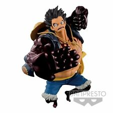 Banpresto One Piece Scultures Big Colosseum Gear Fourth Monkey D Luffy Figure_US