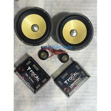 "Focal ES165K2 kit Altoparlanti 2 vie 6.5"" (165mm) Kevlar 100W RMS 2 ways speaker"