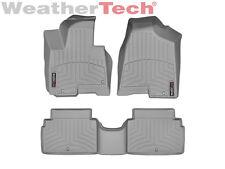 WeatherTech Floor Mat FloorLiner for Sportage / Tucson - 1st/2nd Row - Grey