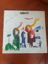 ABBA SIGNED LP ROGER EPPERSON