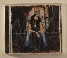 kasey chambers cd wayward angel    SIGNED/AUTOGRAPHED