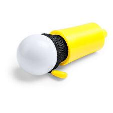 Lampes jaunes en plastique pour la maison