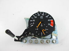 Mercedes-Benz W201 190er Drehzahlmesser mit Uhr A2015421116