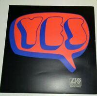 Yes LP Vinyl Record Gatefold  N/M Gatefold with Inner