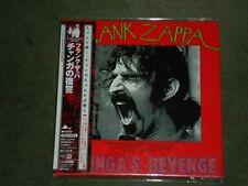Frank Zappa Chunga's Revenge Japan Mini LP