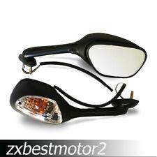 Mirrors Turn Siganals For Suzuki GSXR750 2006-2014 GSX-R 1000 2005-2014 05-14