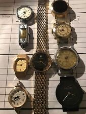 antique ladies watch lot, vintage and antique for restoration and resalWATCH LOT