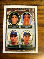 1993 Topps Gold #529 Chipper Jones RC - Braves HOF