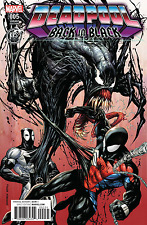 DEADPOOL BACK IN BLACK #5 (OF 5) KRS COMICS EXCLUSIVE TYLER KIRKHAM COVER A