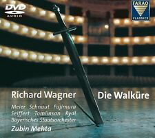 RICHARD WAGNER - DIE WALKÜRE / GESAMTAUFNAHME (3 DVD-AUDIO SET)