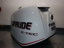 Evinrude ETEC Top Cowling 200 225 250 HO hp Outboard Engine Motor Cover