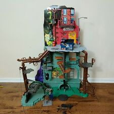 "Teenage Mutant Ninja Turtles Secret Sewer Lair Playset 40"" 2012 100% Complete"