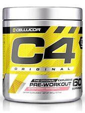 Cellucor C4 Pre Workout Explosive 5th Gen Original ID Series 60 servings