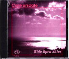 COCKERSDALE- Wide Open Skies CD (NEW 2000 Fellside Folk)