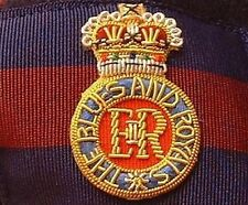 Blues and Royals Beret Badge Officers RHG/G Beret Badge Blues and Royals Badge