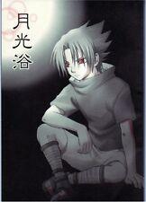 Naruto doujinshi Sasuke x Sakura Naruto x Sakura Bask in Moonlight Sakura Shuuch