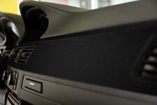 Vvivid 7.5M x 1.52M black velvet vinyl interior car wrap decal