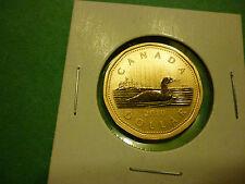 RARE Canada 2010, 1 dollar, specimen loonie only from baby lynx specimen set.