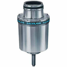 """Salvajor 2 HP Sink Mount Disposer Assembly 3.5"""" Collar w/ MSS Control"""