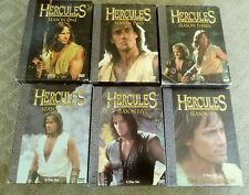 Hercules: The Legendary Journeys Complete Series Seasons 1 2 3 4 5 6