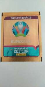 Panini Euro 2020 Tournament Edition Portuguese packet of stickers PROMO version