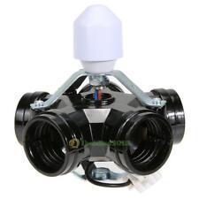 E27 to E27 5 Heads Light Lamp Bulb Adapter Holder Converter Socket Base Splitter