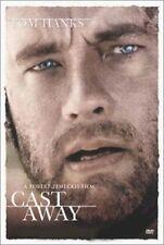 Robert Zemeckis Cast Away Tom Hanks Special 2 Disc Set DVD Region 4 Like