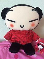Rare Pucca Doll Plush NWT Kawaii stuffed japan Sanrio hello kitty