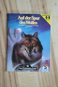 DSA, Auf der Spur des Wolfes, Phileasson-Saga Band 2, A23, sehr guter Zustand
