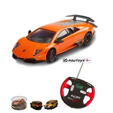 Invento RC Lizenz Auto 1:43 2 Kanal - Lamborghini Murcielago- orange 40Mhz