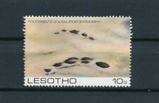 1 Stamps Lot S53 LESOTHO VF 10s Footprints of Sauropodomorph Unused Fine MNH