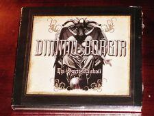 Dimmu Borgir: In Sorte Diaboli Limited Edition CD DVD Set 2007 Bonus Digipak NEW